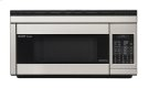 1.1 cu. ft. 850W Sharp Stainless Steel Over-the-Range Carousel Microwave Oven Product Image