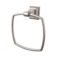 Stratton Bath Ring - Antique Pewter
