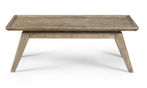Epicenters Austin Rosedale Cocktail Table (wood)