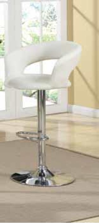 Palms Adjustable Bar Stool