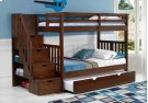 Cambridge Bunk With Staircase Product Image