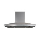 "42"" Cooktop Island Hood - Stainless Product Image"