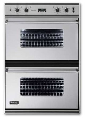 "Forest Green 36"" Double Electric Oven - VEDO (36"" Double Electric Oven)"