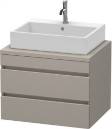 Durastyle Vanity Unit For Console, Terra (decor)