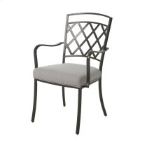 Cervantes Arm Chair Product Image
