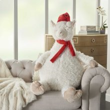 "Plushlines N2606 Ivory 1'11"" X 2' Plush Animals"