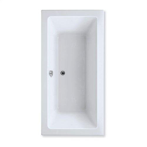 "Easy-Clean High Gloss Acrylic Surface, Rectangular, Soaking Bathtub, 36"" X 66"""