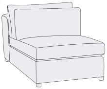 Como Armless Chair