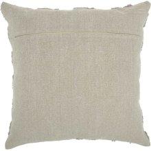 Life Styles Gt747 Khaki 2' X 2' Throw Pillows