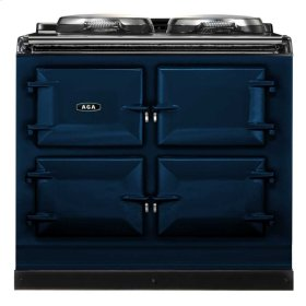 Dark Blue AGA Total Control 3-Oven