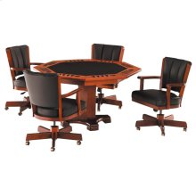 Poker Dining Game Table