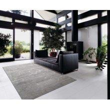Silk Shadows Sha02 Sil Rectangle Rug 5'6'' X 7'5''