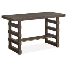 Rectangular Counter Table