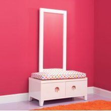 LittleMissMatched™ SKETCHoRAMA Media Stand OR Bench with Cushion