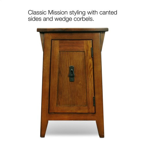 Mission Cabinet End #10032-RS