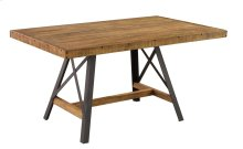 Emerald Home Chandler Dining Table Burnt Amber D100-10