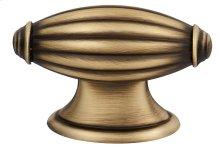 Tuscany Knob A232 - Unlacquered Brass
