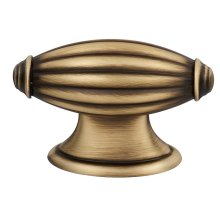 Tuscany Knob A232 - Unlacquered Brass