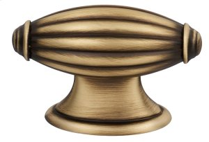 Tuscany Knob A232 - Unlacquered Brass Product Image
