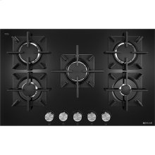 "30"", Glass 5-Burner Gas Cooktop"