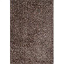 Dark Brown Multi Rug