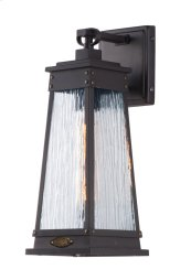 Schooner 1-Light Outdoor Sconce