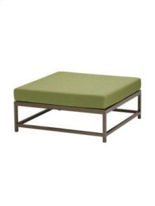 "Cabana Club Cushion Square Ottoman (15"" Seat Height)"
