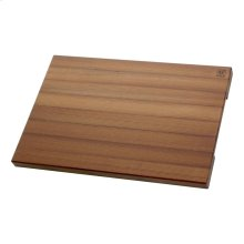 """ZWILLING Accessories 22""""x16""""x1.5"""" Thermo Beechwood Cutting Board"""