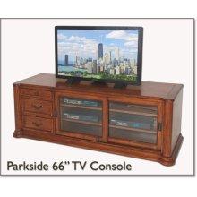 """66"""" TV Console"""