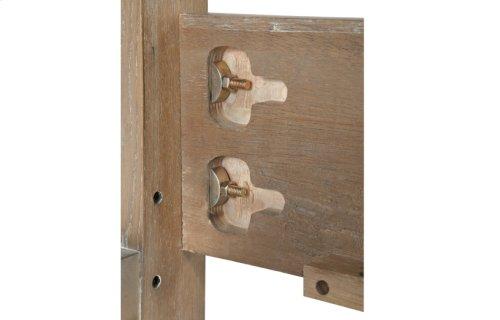 Brownstone Village Storage Panel Bed Cal King