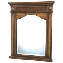 Regency Large Mirror - Nutmeg
