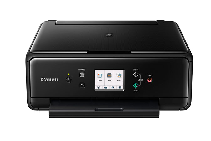 Canon PIXMA TS6120 Black Wireless Wireless Inkjet All-In-One Printer