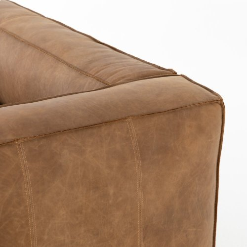 Left Arm Facing Configuration Natural Washed Sand Cover Nolita Sectional Pieces