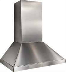 "30"" Stainless Steel Range Hood with 500 CFM Internal Blower"