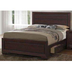 CoasterQueen Storage Bed