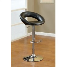 F1553 / Cat.19.p63- ADJUSTABLE BARSTOOL BLK