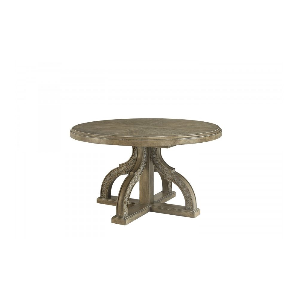Arch. Salvage Aiden Round Dining Table