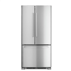 "BOSCH33"" Standard-Depth French Door Bottom-Freezer 800 Series - Stainless Steel B22FT80SNS"