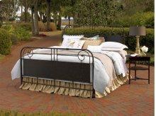 Garden Gate Metal Queen Bed