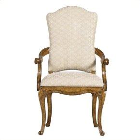 Arrondissement - Volute Arm Chair In Sunlight Anigre