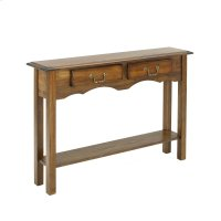 Sofa Table W/drawers Product Image