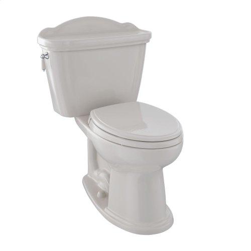 Eco Whitney® Two-Piece Toilet, 1.28 GPF, Elongated Bowl - Sedona Beige