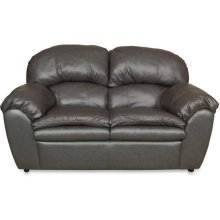 Oakland Leather Loveseat 7206-RL
