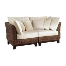 Sanibel Loveseat with cushions