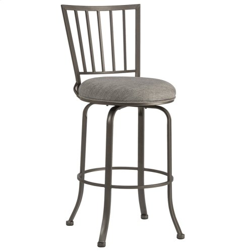Lynx Commercial Grade Swivel Bar Stool