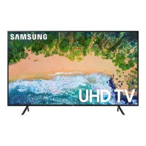 "Samsung58"" Class NU6080 Smart 4K UHD TV (2019)"