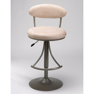 Hillsdale FurnitureVenus Swivel Adjustable Barstool - Fawn