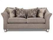 Pewter Loveseat Product Image