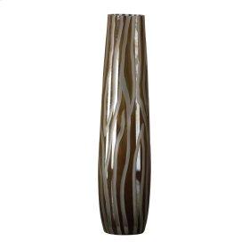 Md Café Etched Vase