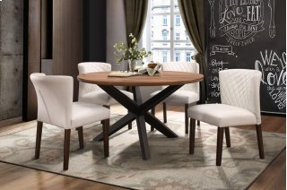 Nelina Round Dining Table